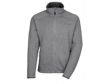 VAUDE RIENZA fleece jacket gey melange