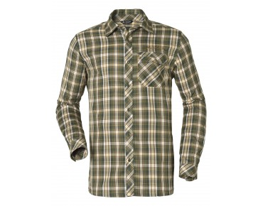 VAUDE NESHAN II long-sleeved shirt pine
