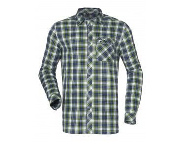 VAUDE NESHAN II long-sleeved shirt royal