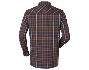 VAUDE JERPEN long-sleeved shirt eclipse
