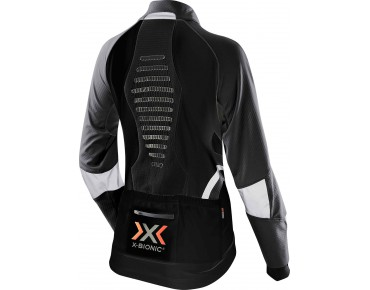 X BIONIC WINTER SPHEREWIND LIGHT women's soft shell jacket black
