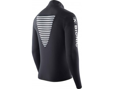 X BIONIC RACOON 2ND LAYER Trikot langarm black/white
