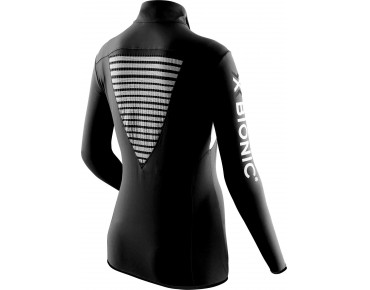 X BIONIC RACOON 2ND LAYER women's long-sleeved jersey black/white