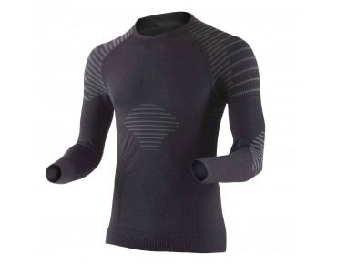 X BIONIC INVENT long-sleeved undershirt black/anthracite