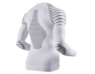 X BIONIC INVENT long-sleeved undershirt white/black