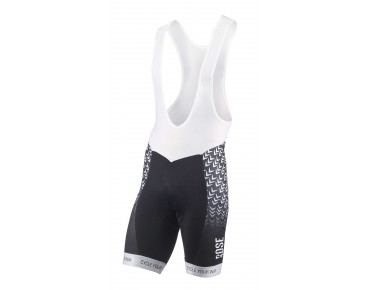 ROSE HIGH END bib shorts black/white