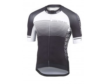 HIGH END jersey black/white