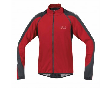 GORE BIKE WEAR PHANTOM 2.0 WS SO Zip-off-Jacke red/black