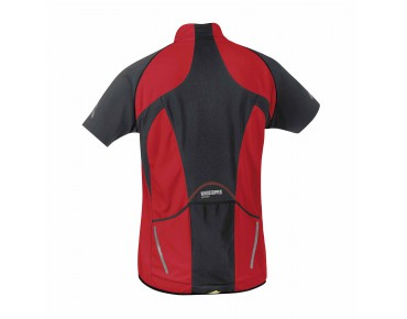GORE BIKE WEAR PHANTOM 2.0 WS SO zip-off-jacket red/black