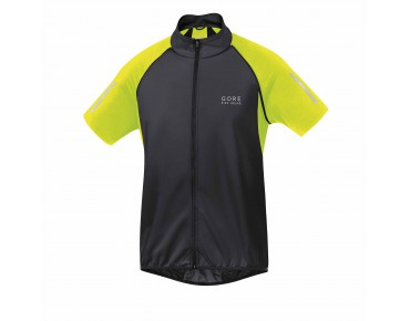 GORE BIKE WEAR PHANTOM 2.0 WS SO Zip-off-Jacke black/neon yellow