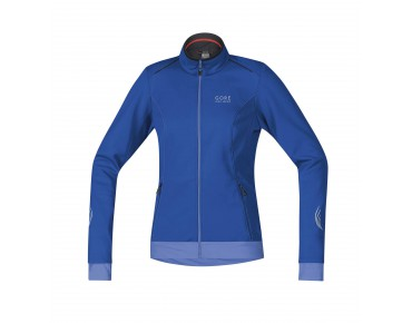 GORE BIKE WEAR ELEMENT WS SO women's jacket brilliant/blizzard blue
