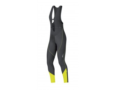 GORE BIKE WEAR ELEMENT WS SO women's bib tights black/neon yellow