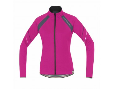 GORE BIKE WEAR POWER 2.0 WS SO women's jacket magenta/graphite grey