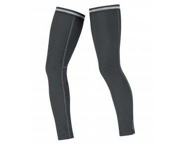 GORE BIKE WEAR UNIVERSAL thermal leg warmers black