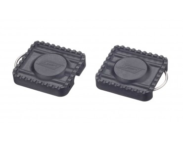Speedplay Platformer adapter plate Zero 2.0 black