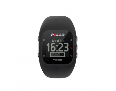 Polar A300 Trainingsuhr schwarz