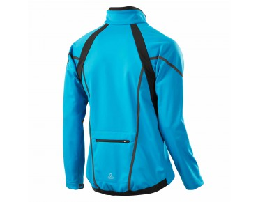 Löffler GORE WINDSTOPPER SOFTSHELL WARM Jacke azur