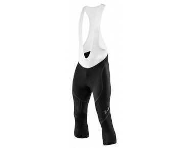 Löffler SAN REMO GORE WINDSTOPPER SOFTSHELL LIGHT 3/4-length WS bib tights black