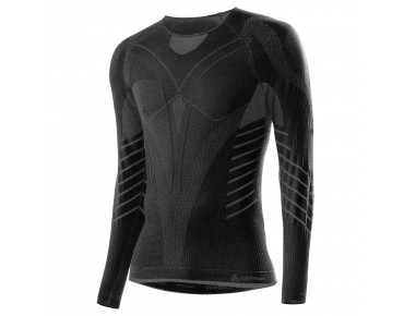 Löffler transtex WARM SEAMLESS long-sleeved base layer black