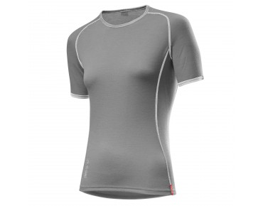 Löffler transtex WOOL women's undershirt grey mele