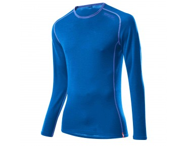 Löffler TRANSTEX MERINO long-sleeved base layer deep blue