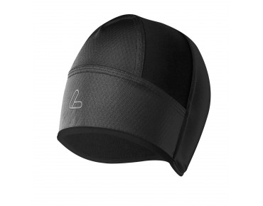 Löffler WINDSTOPPER SOFTSHELL LIGHT helmet hat schwarz