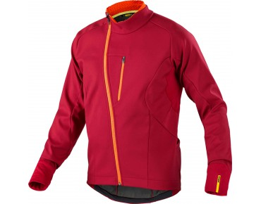 MAVIC AKSIUM Windschutz Thermo-Jacke victory red