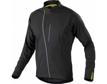 MAVIC AKSIUM Windschutz Thermo-Jacke black