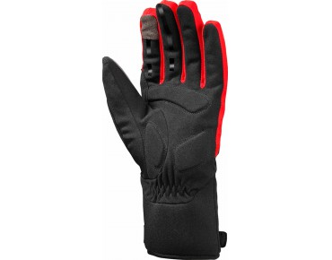 KSYRIUM PRO THERMO winter gloves black/bright red