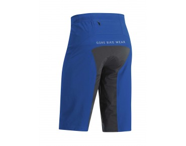 GORE BIKE WEAR ALP-X PRO WS SO shorts brilliant blue/black
