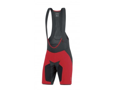 GORE BIKE WEAR ALP-X PRO 2in1 Shorts red/black