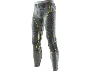 X BIONIC MERINO Unterhose lang black/grey/yellow