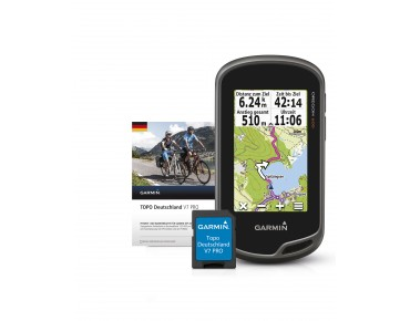 Garmin Oregon 600 navigation device incl. Topo Germany V7 Pro map