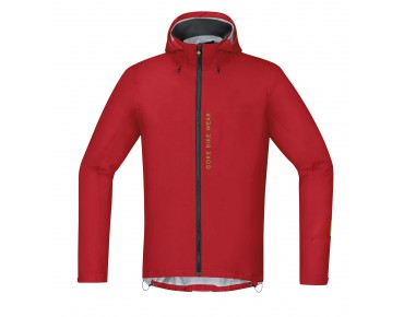 GORE BIKE WEAR POWER TRAIL GT AS jacket red