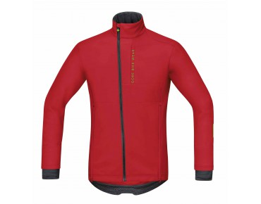 GORE BIKE WEAR POWER TRAIL WS SO jacket red