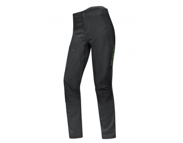 GORE BIKE WEAR POWER TRAIL WS SO 2in1 trousers black