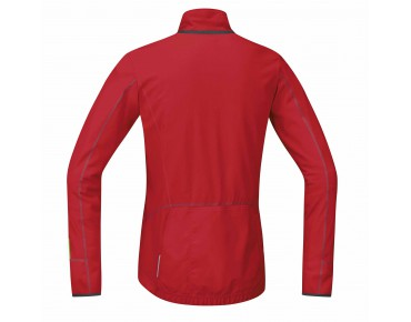 GORE BIKE WEAR POWER TRAIL Thermo Langarmtrikot red