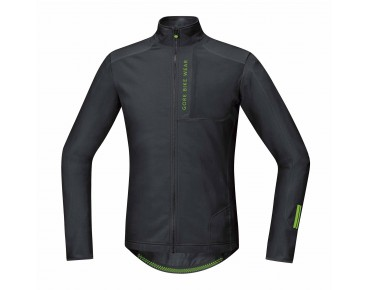 GORE BIKE WEAR POWER TRAIL Thermo Langarmtrikot black