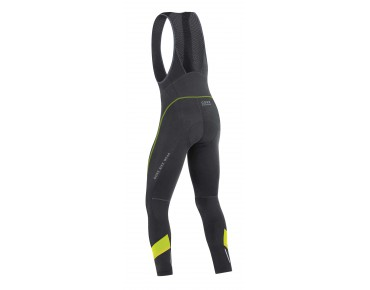 GORE BIKE WEAR POWER 2.0 Thermo Trägerhose lang black/neon