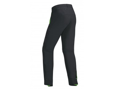 GORE BIKE WEAR ELEMENT WS AS zip-off trousers black