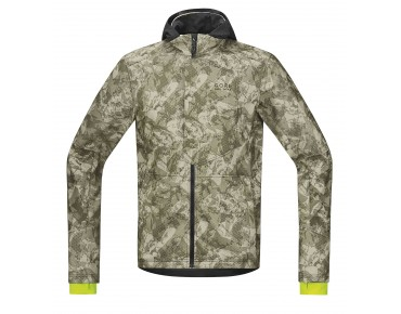 GORE BIKE WEAR ELEMENT URBAN WS SO jacket camouflage