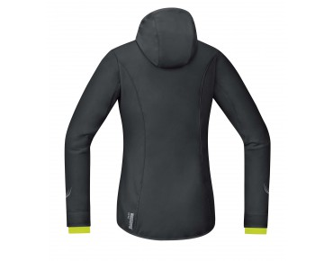 GORE BIKE WEAR ELEMENT WS SO Damen Hoodie black/neon