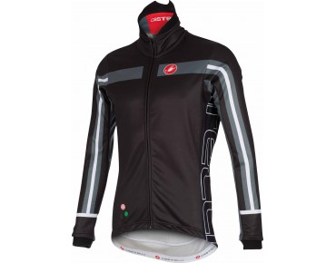 Castelli FREE 3 WINDSTOPPER Softshelljacke black/turbulence