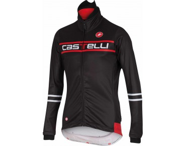 Castelli SEGNO WINDSTOPPER softshell jacket black