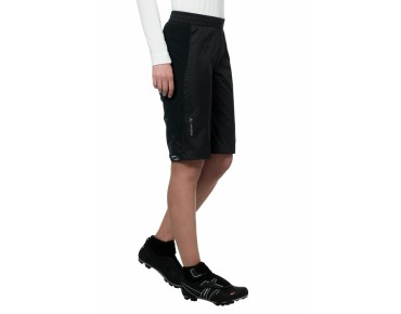 VAUDE SPRAY SHORTS II waterproof shorts for women black