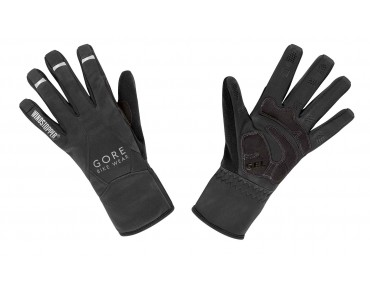 GORE BIKE WEAR UNIVERSAL WINDSTOPPER MID gloves black