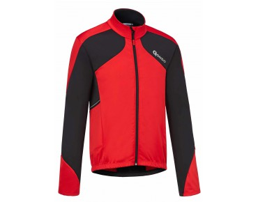 GONSO EAST softshell jacket fiery red