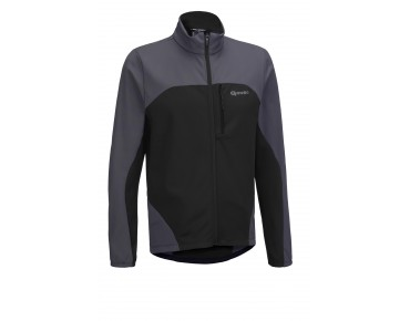 GONSO BOG softshell jacket graphite