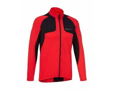 GONSO DOM thermal long-sleeved jersey fiery red