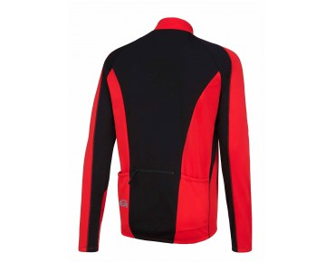 GONSO DOM Thermo Langarmtrikot fiery red